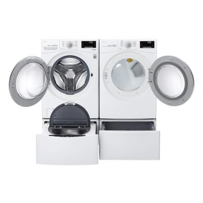 4.5 cu.ft. High Efficiency Ultra Large Smart Front Load Washer with ColdWash Technology & Wi-Fi Enabled in White