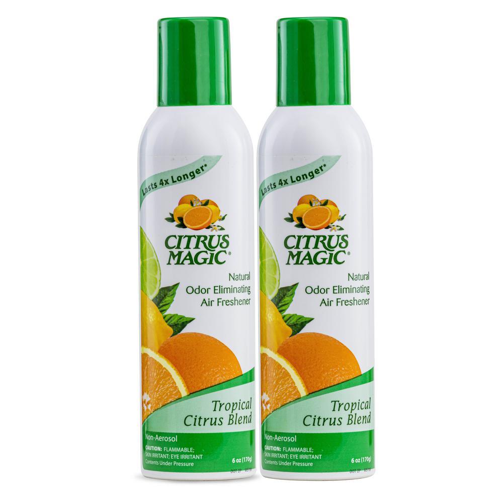 6 oz. Original Blend All Natural Odor Eliminating Air Freshener Spray (2-Pack)