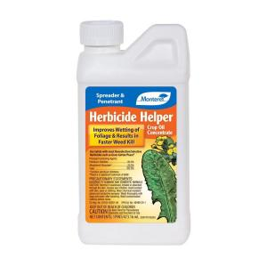 Monterey Herbicide Helper 16 oz. Concentrate Spreader/Penetrant for Use with Other Herbicides by Monterey