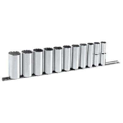 1/2 in. Driver Socket Set (11-Piece)
