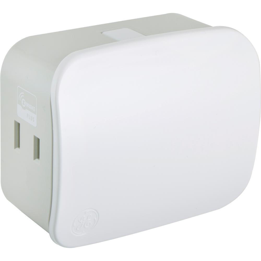 GE Single Plug Z-Wave Plug-In EZ Smart Dimmer