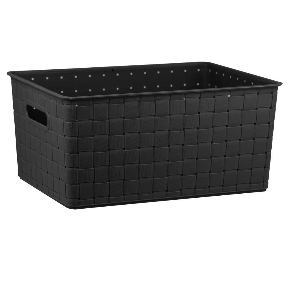 Plastic Decorative Basket