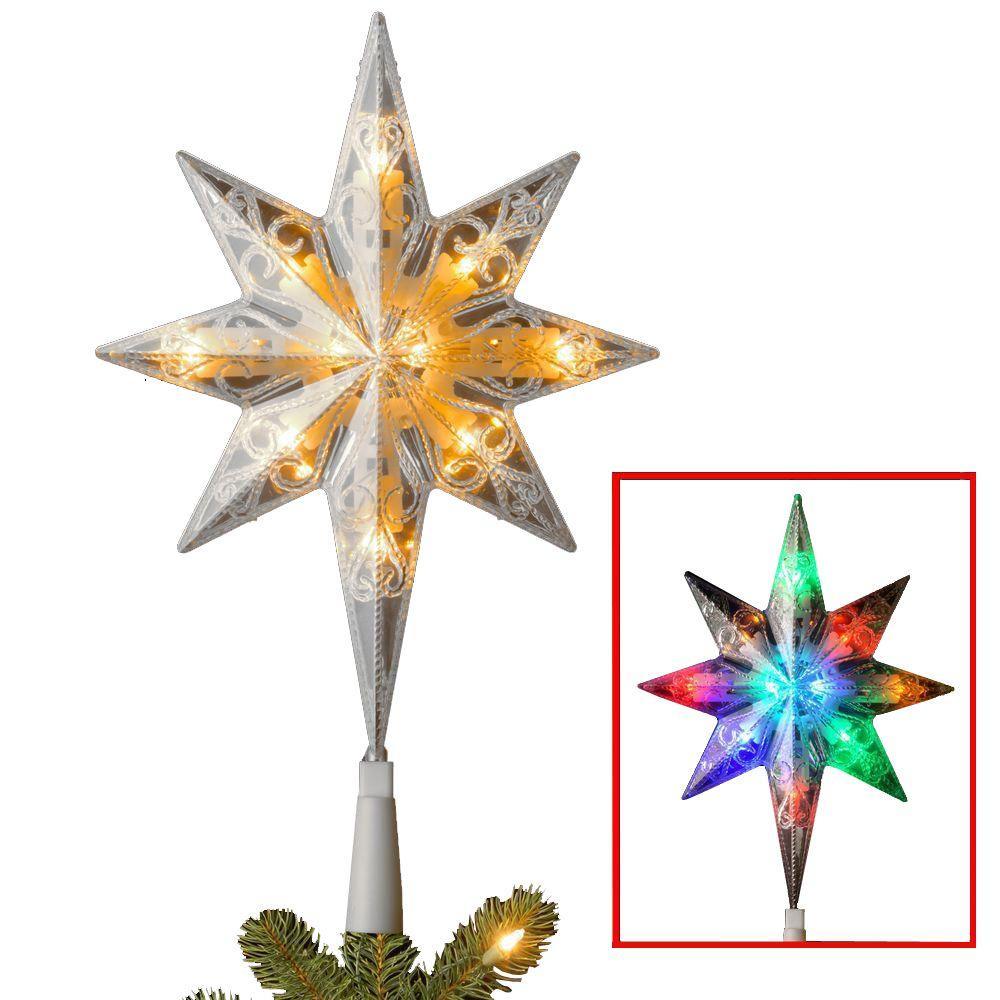 National Tree Company 11 In Bethlehem Star Topper