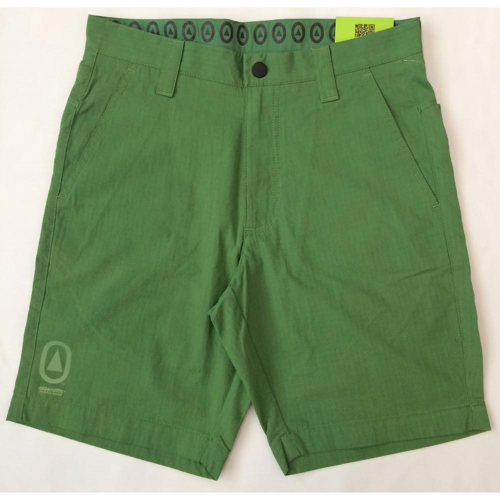 Null FF Men's 28 in. Green Short