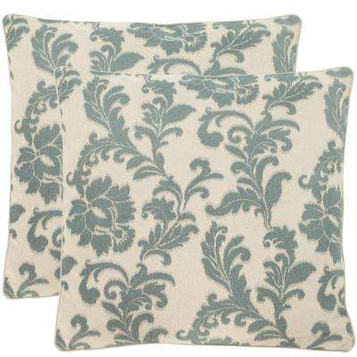 Aubrey Printed Patterns Pillow (2-Pack)