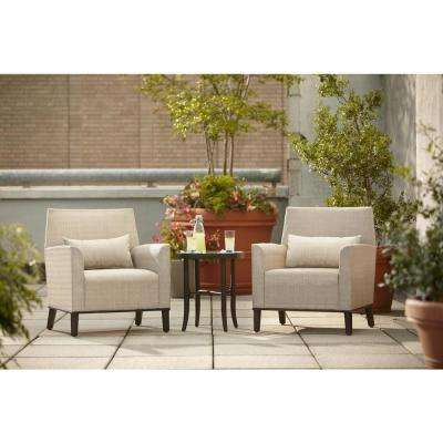 Aria Patio Deep Seating Chairs (2-Pack)
