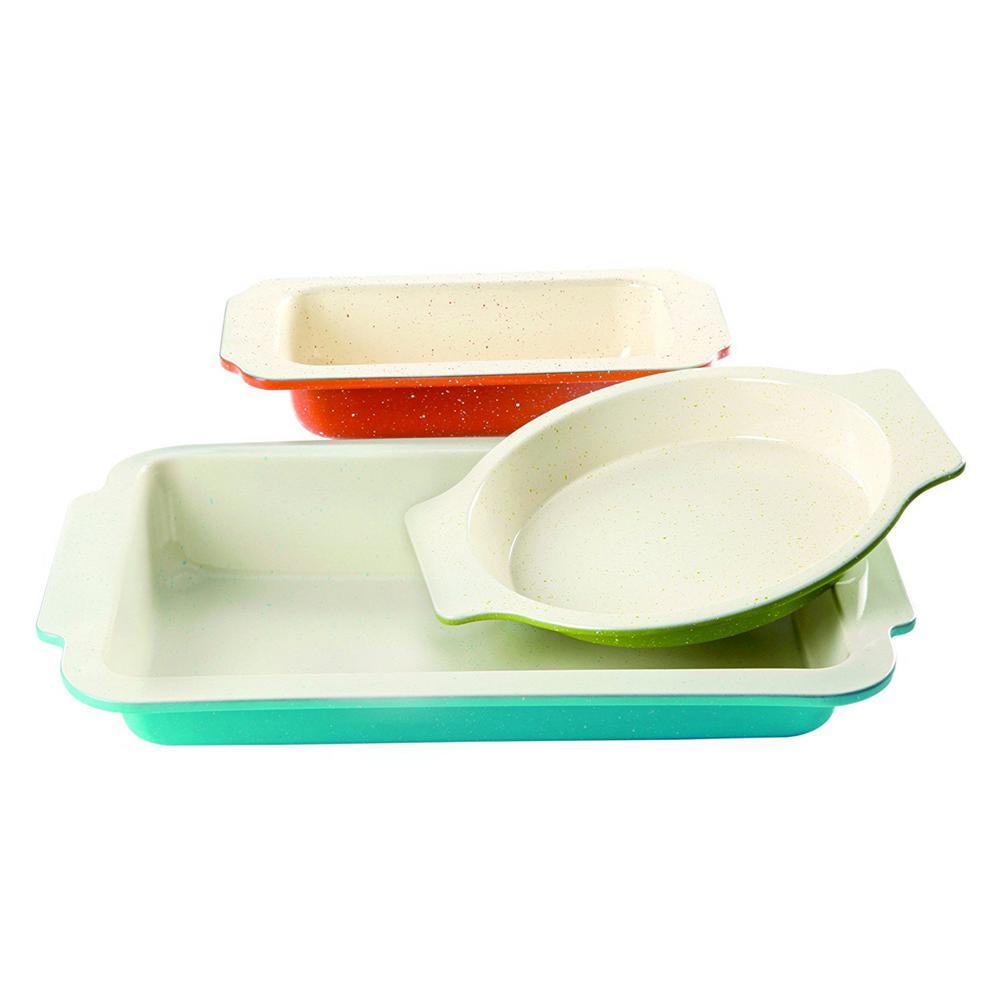 Imbue 3-Piece Bakeware Set