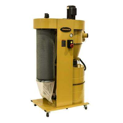 PM2200 Cyclonic Dust Collector with HEPA Filter Kit
