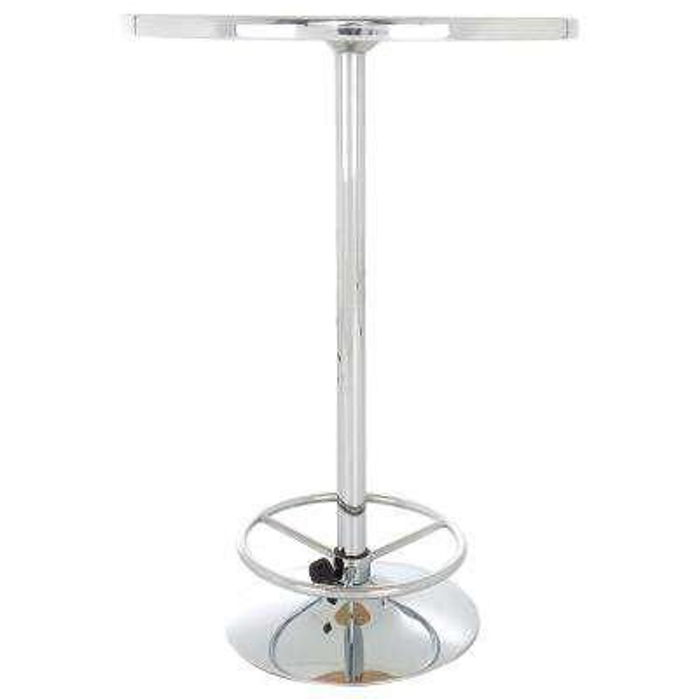 Modelo Chrome Pub/Bar Table