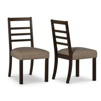 Lyndon Brown Side Chair (Set of 2)