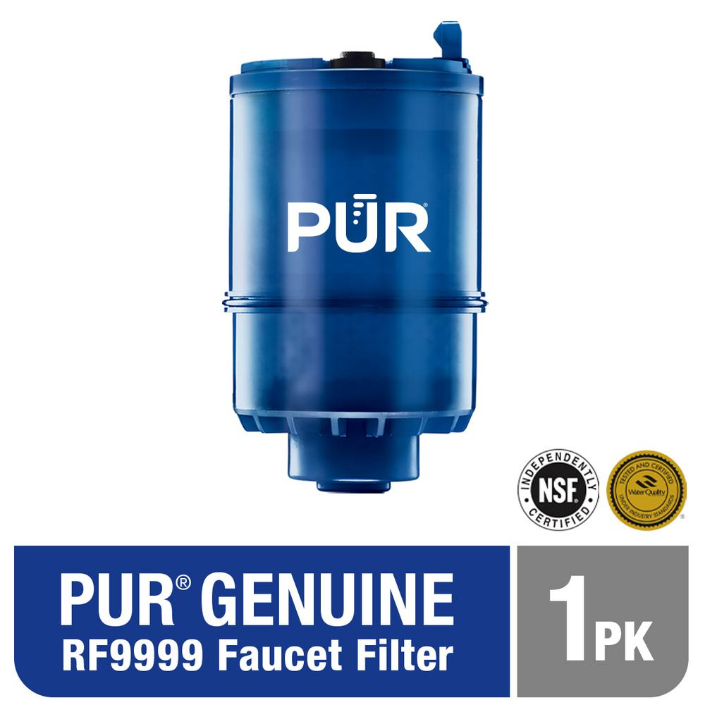 PUR MineralClear Faucet Mount Replacement Filter
