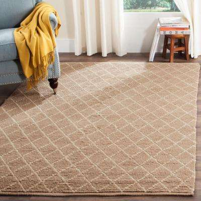 Cape Cod Natural/Ivory 5 ft. x 8 ft. Area Rug
