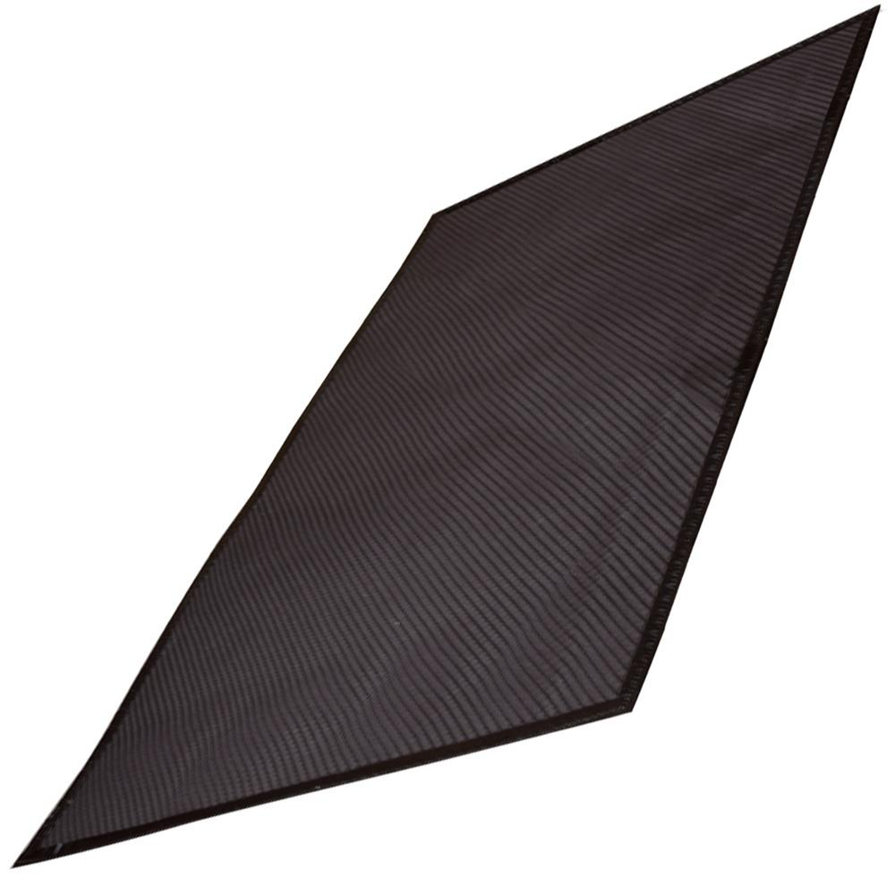 32 In X 60 In Brown Bbq Mat With Grid 19399 The Home Depot