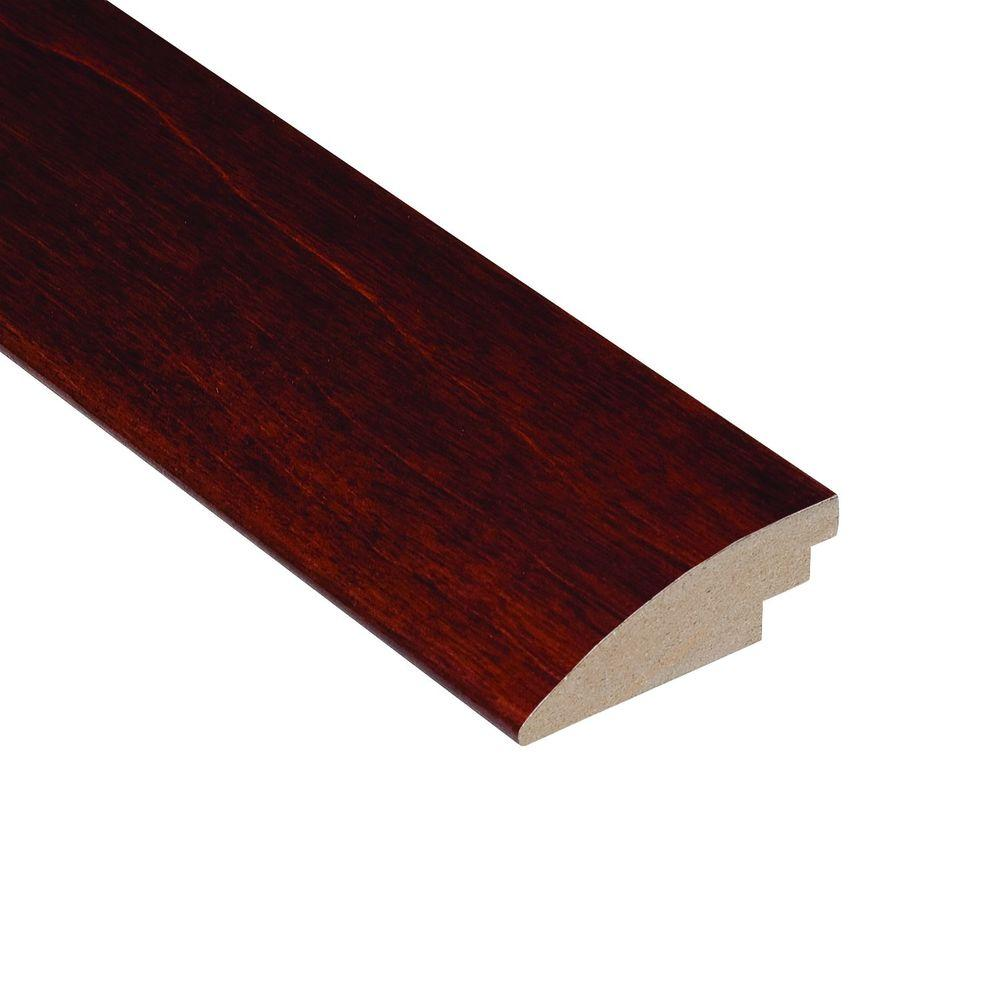 Home Legend High Gloss Birch Cherry 1/2 in. Thick x 2 in. Wide x 78 in. Length Hardwood Hard Surface Reducer Molding