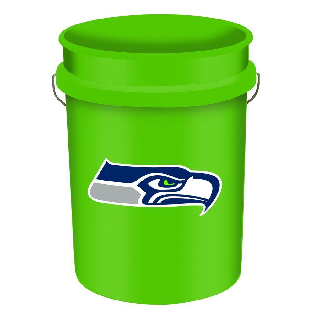 WinCraft Seahawks 5 gal. Bucket