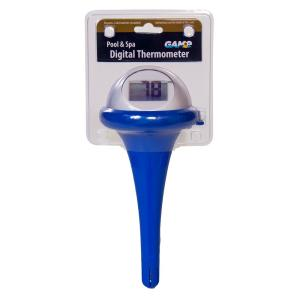 Pool and Spa Digital Thermometer with Batteries