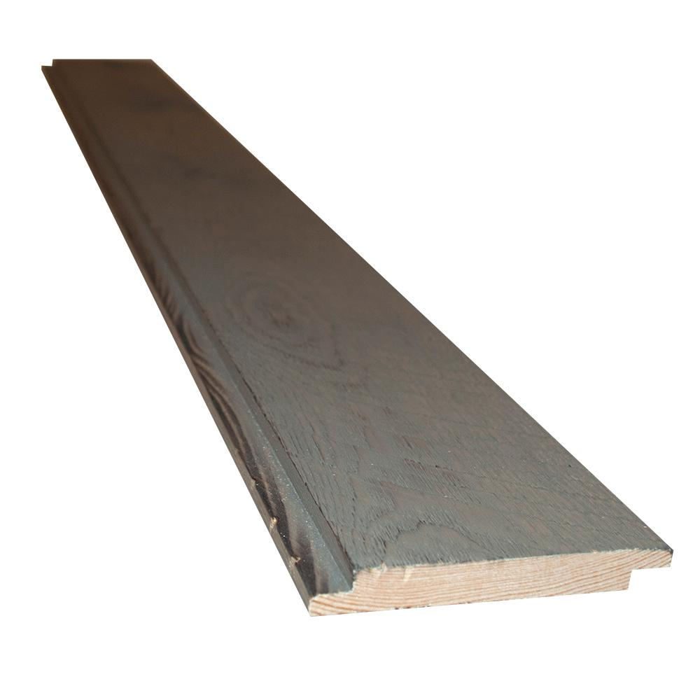 Reclaimed Boards Barn Wood Appearance Boards Planks The Home Depot