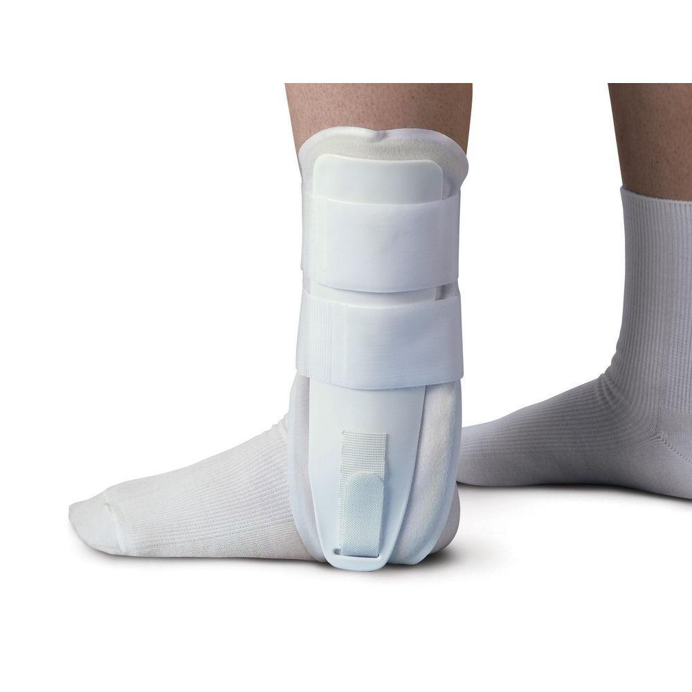 Curad Adjustable Ankle Wrap
