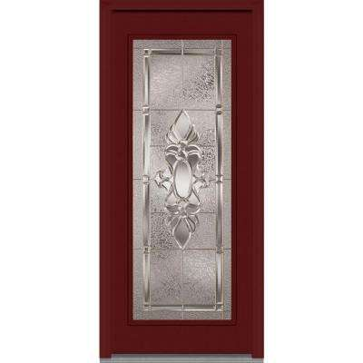 34 In. X 80 In. Heirloom Master Right Hand Full Lite Decorative Classic