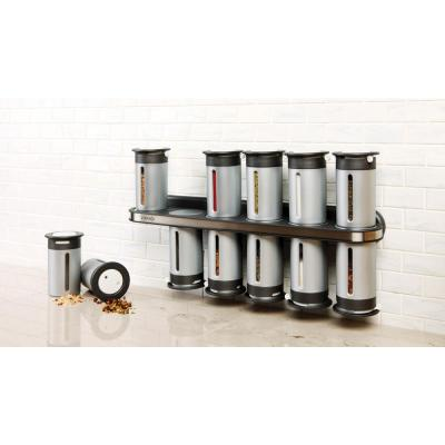 Magnetic - Spice Racks & Spice Jars - Kitchen Storage ...