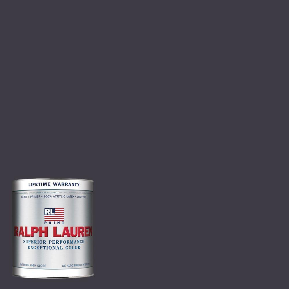 Ralph Lauren 1-qt. Embassy Purple Hi-Gloss Interior Paint