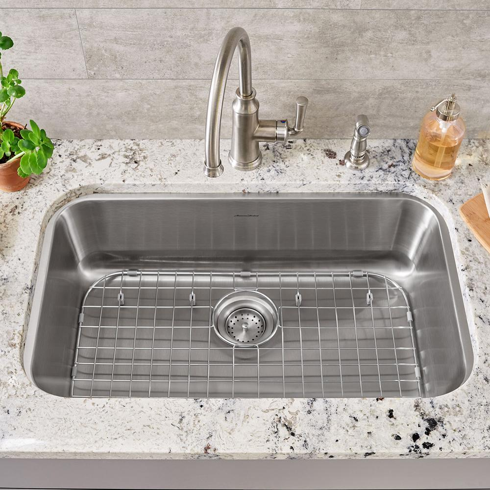 American Standard Portsmouth 30 in. x 18 in. Kitchen Sink Grid