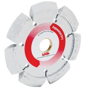 MK- 404DV 4 in  Crack Chaser Blade with Nut-156262 - The Home Depot