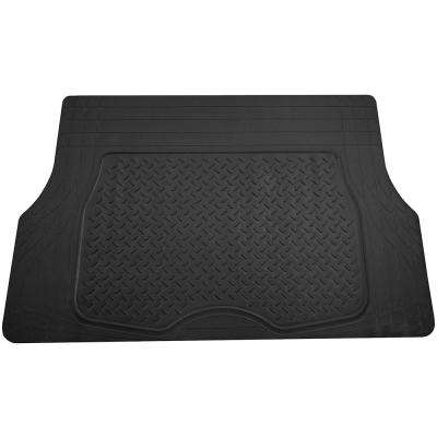 Black Heavy Duty 47 in. x 32 in. Premium Trim to Fit Vinyl Cargo Mat