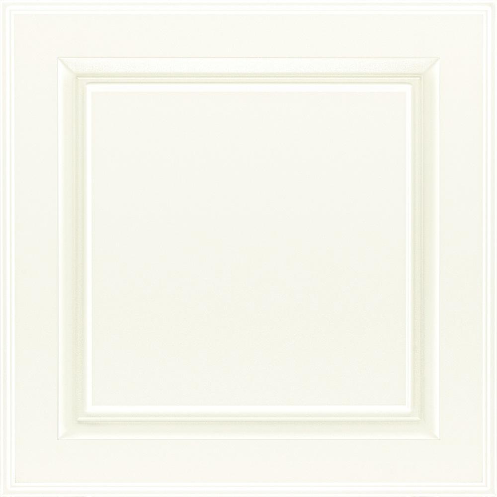 Thermofoil Kitchen Cabinet Doors: American Woodmark 14-9/16x14-1/2 In. Cabinet Door Sample