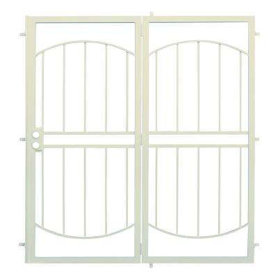 72 x 80 - Double Door - Security Doors - Exterior Doors - The Home ...