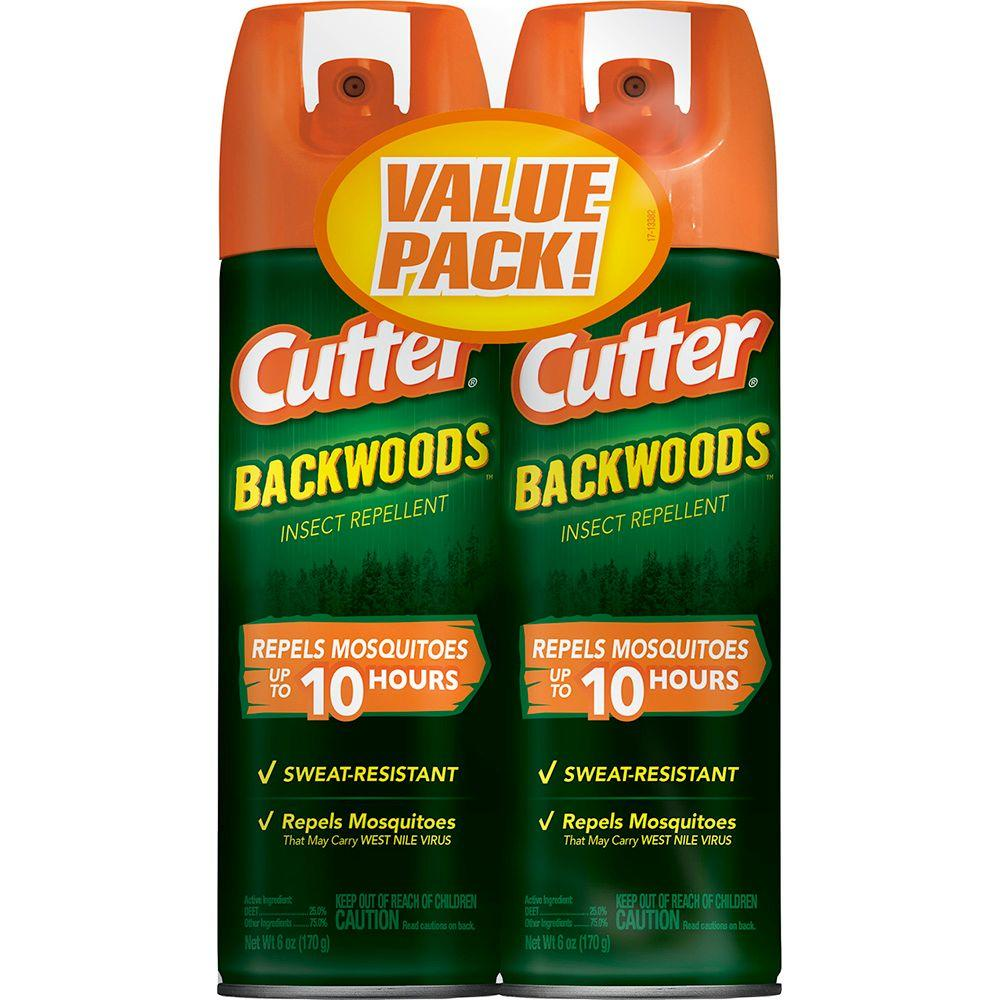 Backwoods Insect Repellent Twin Pack