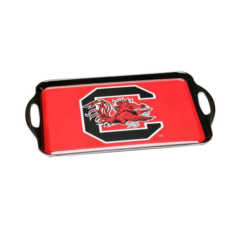 NCAA South Carolina Gamecocks Melamine Serving Tray