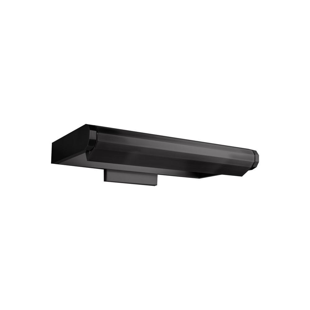 Kent 11 in. Black LED Adjustable Picture Light, 3000K