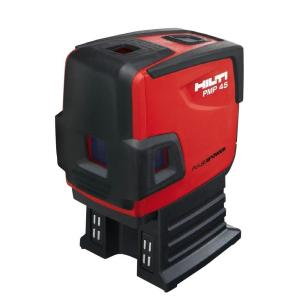 Hilti PMP 45 Plumb and Square 5-Point Laser by Hilti
