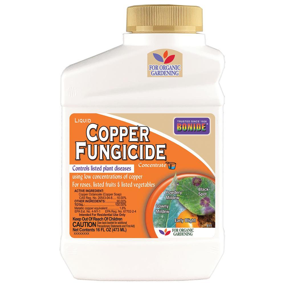 16 oz. Liquid Copper Fungicide Concentrate