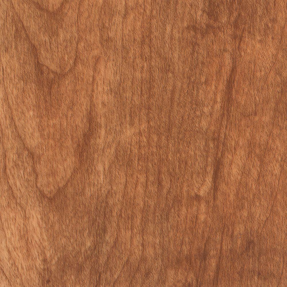 Take Home Sample - Hand Scraped Laurel Cherry Vinyl Plank Flooring - 5 in. x 7 in.