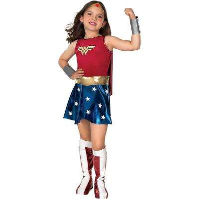 Deluxe Wonder Woman Child Costume  sc 1 st  The Home Depot & Rubieu0027s Costumes - Baby u0026 Kids Costumes - Halloween Costumes - The ...