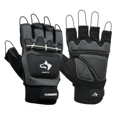 Large Pro Fingerless Magnetic Mechanics Glove