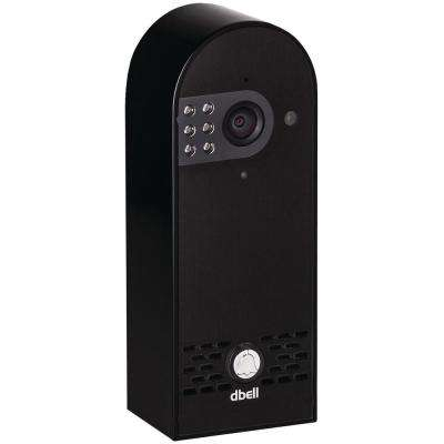 HD Live Video Wireless Surface Mount Door Bell