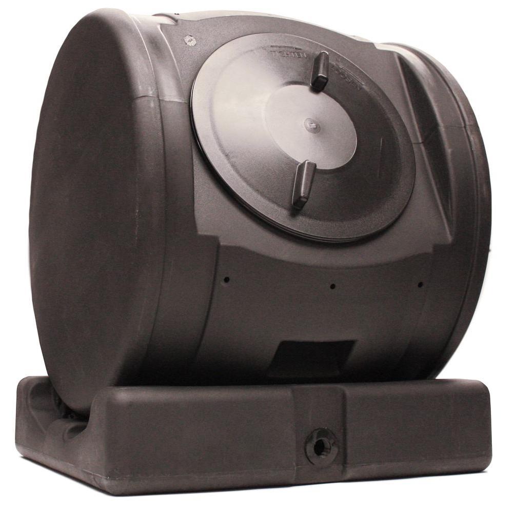 6.5 cu. ft. Black Compost Wizard EnviroTumbler