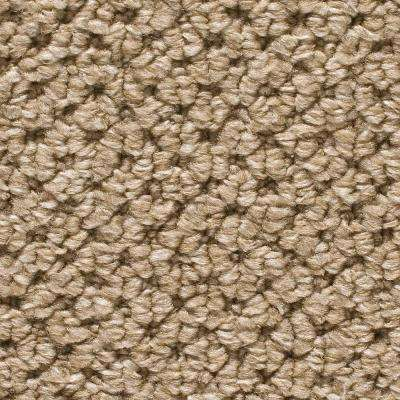 Carpet Sample - Sutton - Color Estrie Loop 8 in. x 8 in.