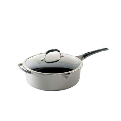 Pro Cast Saute Pan with Lid
