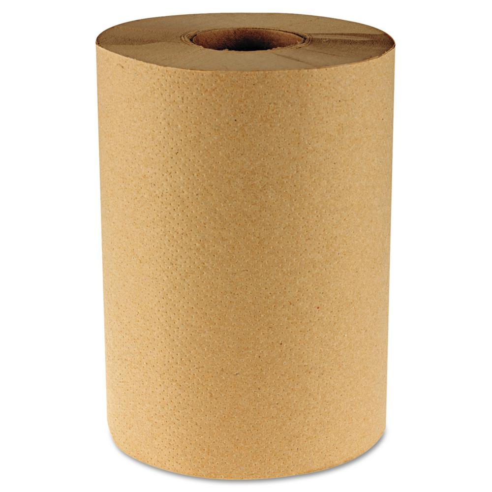 6 Rolls White Blidece 6 Family Rolls 100/% Recycled Household Paper 75 2-Ply Paper Towels for Kitchen Paper Oil Absorbing Cooking Paper Towel Absorbent Paper