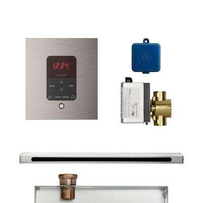 Butler Linear Package Square Brushed Nickel