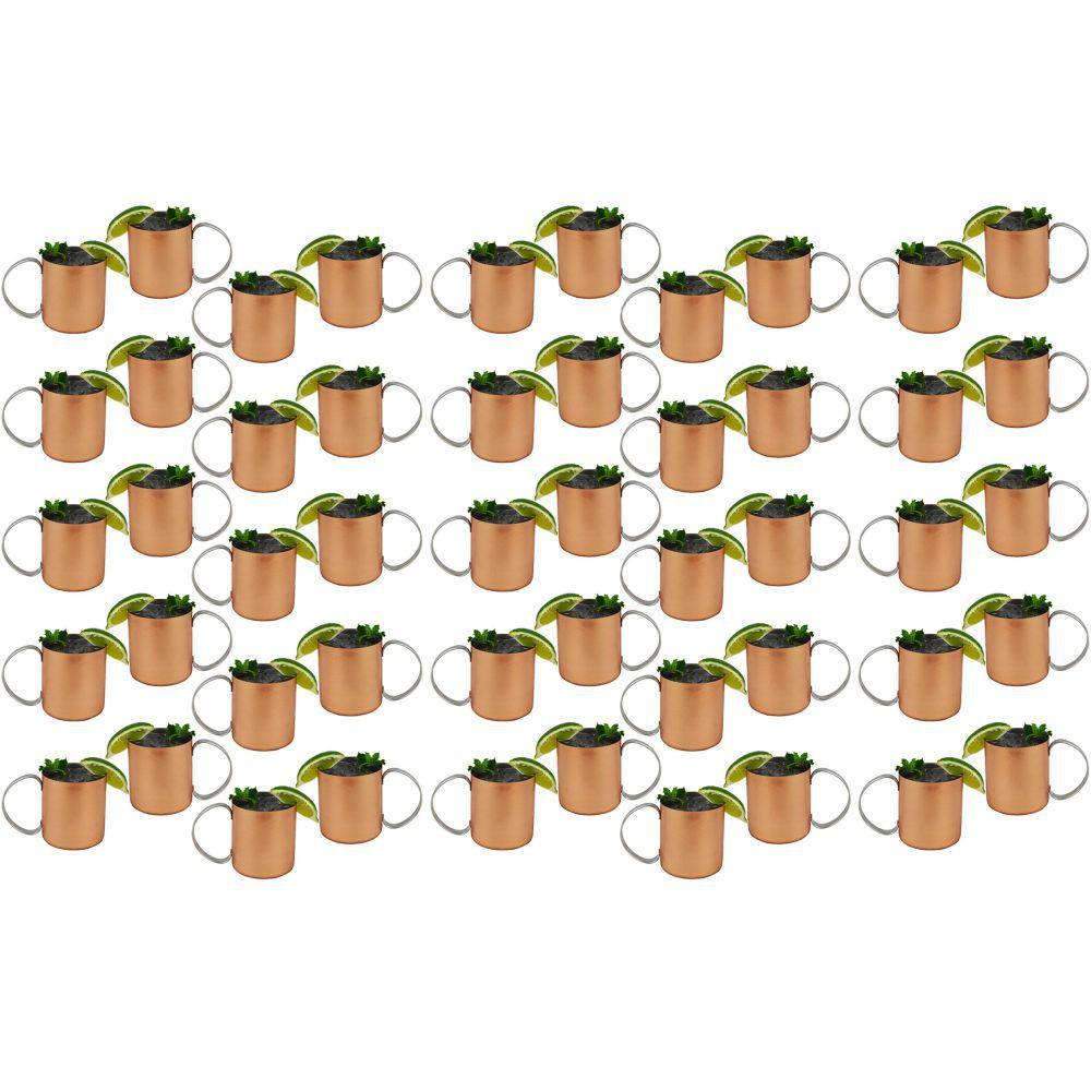 Moscow Mules 12 oz. Copper Mug (Set of 50)