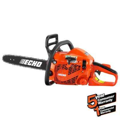 16 in. 30.5cc Gas 2-Stroke Cycle Chainsaw