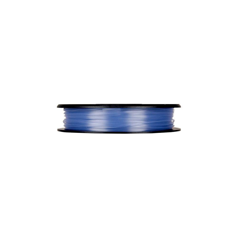 MakerBot 0.5 lbs. Small Translucent Blue PLA Filament