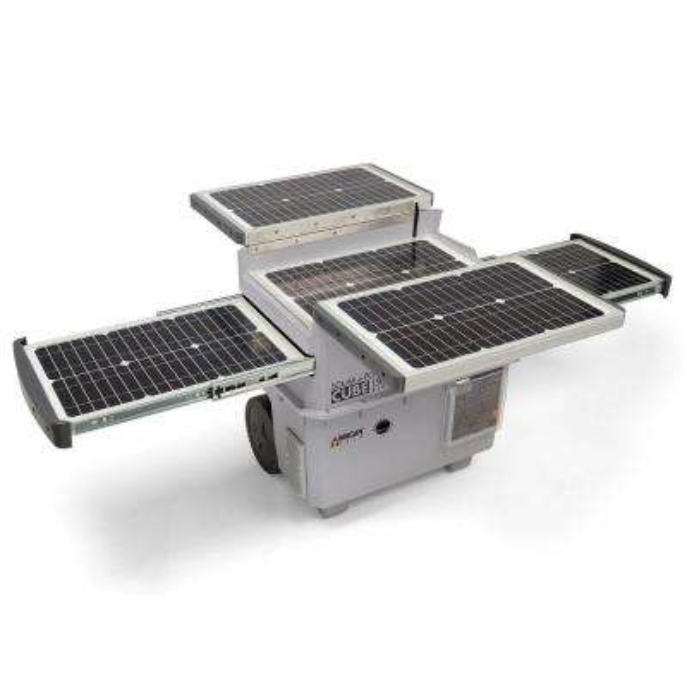 100 Amp Solar ePower Cube with 1500-Watt AC Inverter