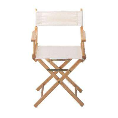 Natural Director's Chair Cover