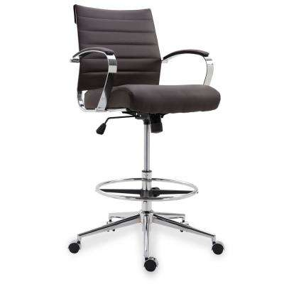 Tremaine Brown Drafting Chair